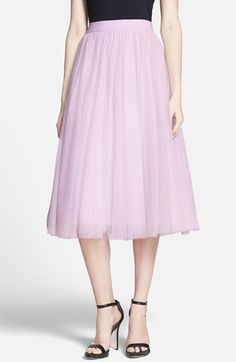 c43e9c46caf Bailey 44  Shadow Waltz  Skirt available at  Nordstrom Bridesmaid Skirts