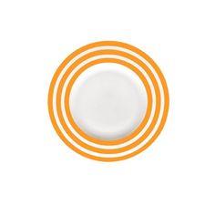 Red Vanilla Freshness Mix u0026 Match Lines 9-inch Salad Plate  sc 1 st  Pinterest & Red Vanilla Freshness Mix u0026 Match Olive Green Dots 11.25-inch Dinner ...