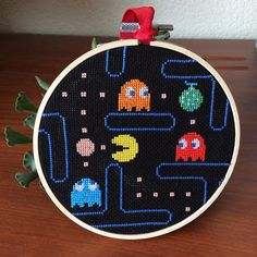 Cross Stitch Art, Beaded Cross Stitch, Cross Stitch Designs, Cross Stitching, Cross Stitch Embroidery, Hand Embroidery, Stitch Games, Perler Bead Mario, Crossstitch