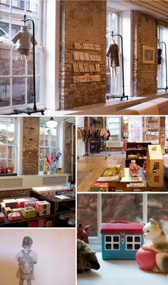 childrens store in dumbo brooklyn, new york