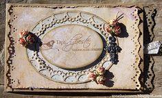 From Wenche Jensen in Aust-Torpa, Norway Papirdesign wenches skribleri Marianne Design