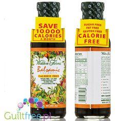 Dressing Vinaigrette Balsamico zero kalorii