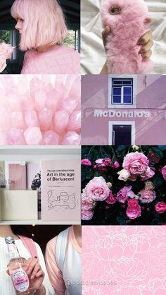 ✔ Wallpaper Lockscreen Random Pink