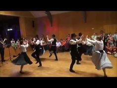 12. Juli 2014 5.Banater Kirchweih  - Saarer Tanzgruppe/Ungarn Kemmlerhal...