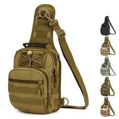 Outdoor Tactical Saddle Bag Men Messenger Cross Body Bag Ridding Fishing 600d Military Tactical Backpack Camera Shoulder Bag Climbing Bags