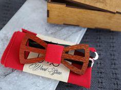 Bowtie / Bow tie / For him / Boyfriend gift / by UNOWoodStore