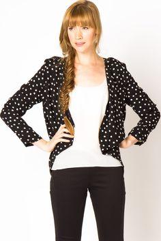 A spotted blazer, perhaps? #athreadwishlist