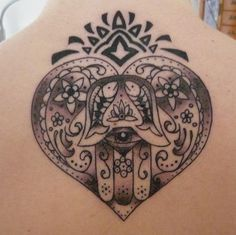 I have been wanting a hamsa tattoo for a while i love what it represents!