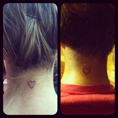 Matching bestfriend tattoos <3
