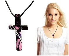Pink Camo Muddy Girl Cross Pendent, Steel & Leather, Made in USA + WWJD Camo Chique http://www.amazon.com/dp/B00P24U1V2/ref=cm_sw_r_pi_dp_S8Yuub0QDJXA3