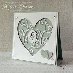 cricut wedding cards - Google Search