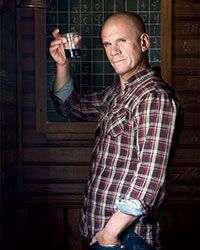 Steven Grasse, the revitalizer of Narragansett brewing and creator of Hendricks Gin and Sailor Jerry Rum