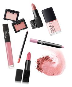 """PINK NARS"" by loveclo on Polyvore featuring Belleza y NARS Cosmetics"