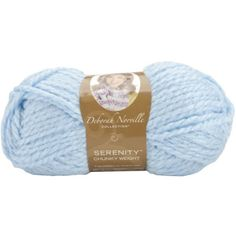 Premier Yarn Deborah Norville Collection  Serenity Chunky Solid Yarn Alaskan Blue Pack of 3 >>> Read more  at the image link.Note:It is affiliate link to Amazon.