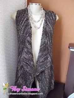 Blog sobre crochê e tricô direcionado ás pessoas que são apaixonadas por esta arte!
