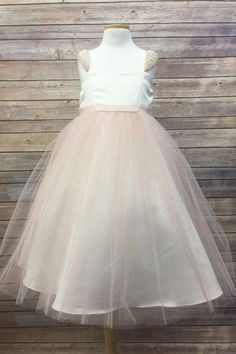 24a8ecda7 59 Best flower girl dress images | Girls dresses, Flower girls ...