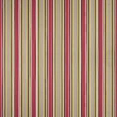GOGH (INDENT) RASPBERRY - ST GERMAIN - Warwick Fabrics Ltd