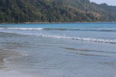 Andaman Islands - Clear waters and many shades of blue!