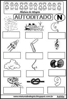 www.misturadealegria.blogspot.com.br-autoditado+N-imprimir-colorir.JPG (464×677)