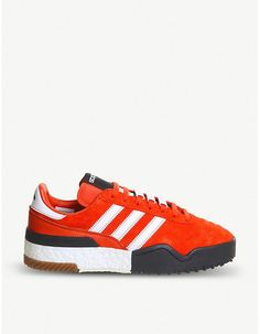 109cfdcd0d0a1 adidas Aw Bball Soccer suede trainers Suede Trainers