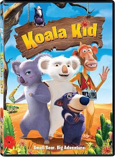 Koala Kid is coming to DVD on April 30 starring the voice talent of Rob Schneider, Tim Curry and Alan Cumming. To celebrate, let's go down-under to explore the exciting world of Aussie Tim Curry, Charlie Bewley, Kid Movies, Movies And Tv Shows, Carl Y Ellie, Bullying Lessons, Audio Latino, Koala Kids, Movies