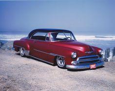 '52 Chevy Belair