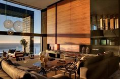 SAOTA designed Clifton House in South Africa. Source - http://www.home-designing.com