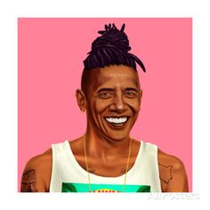 Obama Prints by Amit Shimoni at AllPosters.com