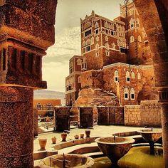 #صنعاء #اليمن #Sanaa #Yemen by @khaledohag www.batuta.com