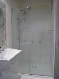 Shower Screen from Rebel Wardrobes and Shower Screens Shower Screens, Wardrobes, Rebel, Bathtub, Bathroom, Standing Bath, Washroom, Bath Tub, Bath Room