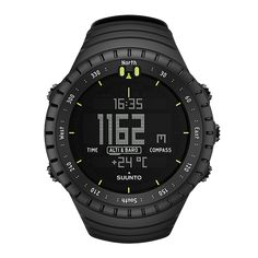 Suunto Core All Black - Outdoor watch for everywhere