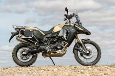 BMW Announces 2014 F800GS Adventure - Motorcycle USA