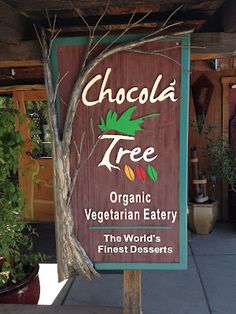 OMG! That's Allergy Free?: Breakfast in Sedona . . . An Existential Experience at Chocola Tree!