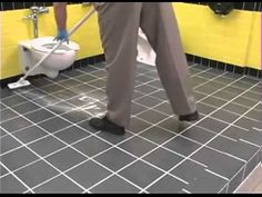 Cleaning a restroom with a Kaivac No-Touch Cleaning system is not only extremely effective and efficient; its also very easy after some simple, fundamental t. Bathroom Cleaning Services, Cleaning Services Prices, Cleaning Companies, Vent Cleaning, Cleaning Day, House Cleaning Tips, Move Out Cleaning Service, Restaurant Bathroom, Construction Cleaning