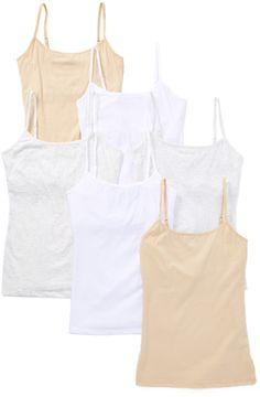 c2ca2b91d5dea5 Oatmeal   White Shelf-Bra Crop Camisole Set Făină De Ovăz