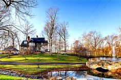 Middleburg, Virginia; Brigadoon Farm