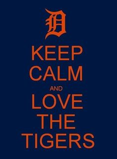 pictures of detroit tigers | Detroit Tigers = | Let's Go Tigers!!!
