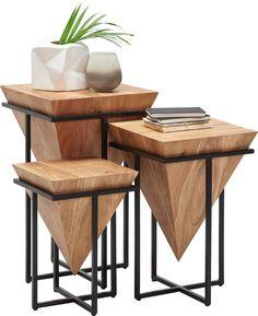 Iron Furniture, Steel Furniture, Home Decor Furniture, Table Furniture, Furniture Makeover, Furniture Design, Wood Table Design, Coffee Table Design, Table Decor Living Room