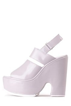 c40b55add75a Jeffrey Campbell Shoes JENILEE Oh So Hottt! in Grey White