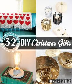 diy christmas gifts for everyone in your list