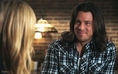 "kane-town: "" Leverage — The Future Job "" Romance Authors, Romance Books, Leverage Eliot, Christian Kane, Future Jobs, To My Future Husband, Eye Color, Beauty And The Beast, It Cast"