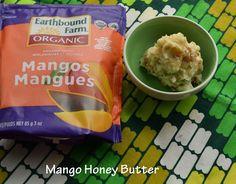 DIY Gift Giving: Mango Honey Compound Butter