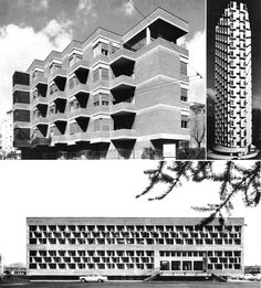 A great site for all lovers of brutalist architecture.  #brutalist architecture