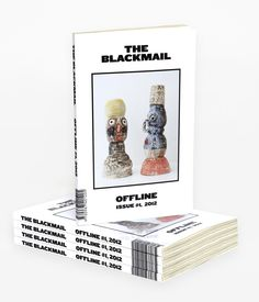The Blackmail is a unique cultural experience. Web 1, Cultural Experience, Book And Magazine, Magazine Design, This Book