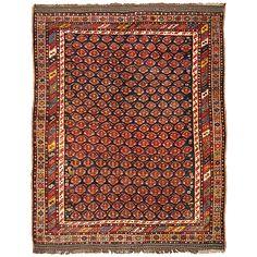 Kamzeh - antik perzsa szőnyeg - KR 550