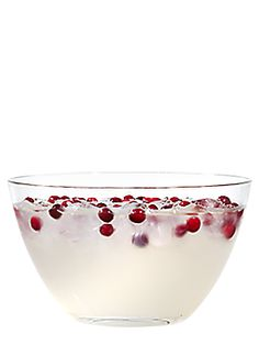 Cosmo blanc, version punch