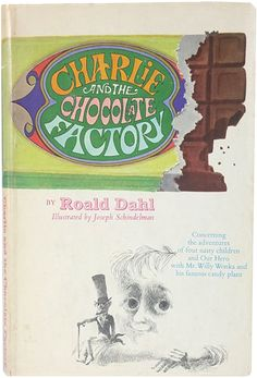 The World's Most Valuable Children's Books - Do You Have one? | Charlie and the Chocolate Factory by Roald Dahl