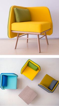 Two.Six Design: colours and freshness starring at ICFF @TwoSix Design