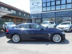 BMW 420 d Gran Coupè Luxury km. 8.700 PARI AL NUOVO !!!!