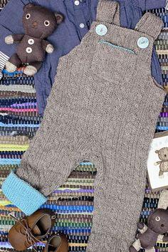 Vauvan neulehaalarit 60(70)80 cm Novita Nalle | Novita knits